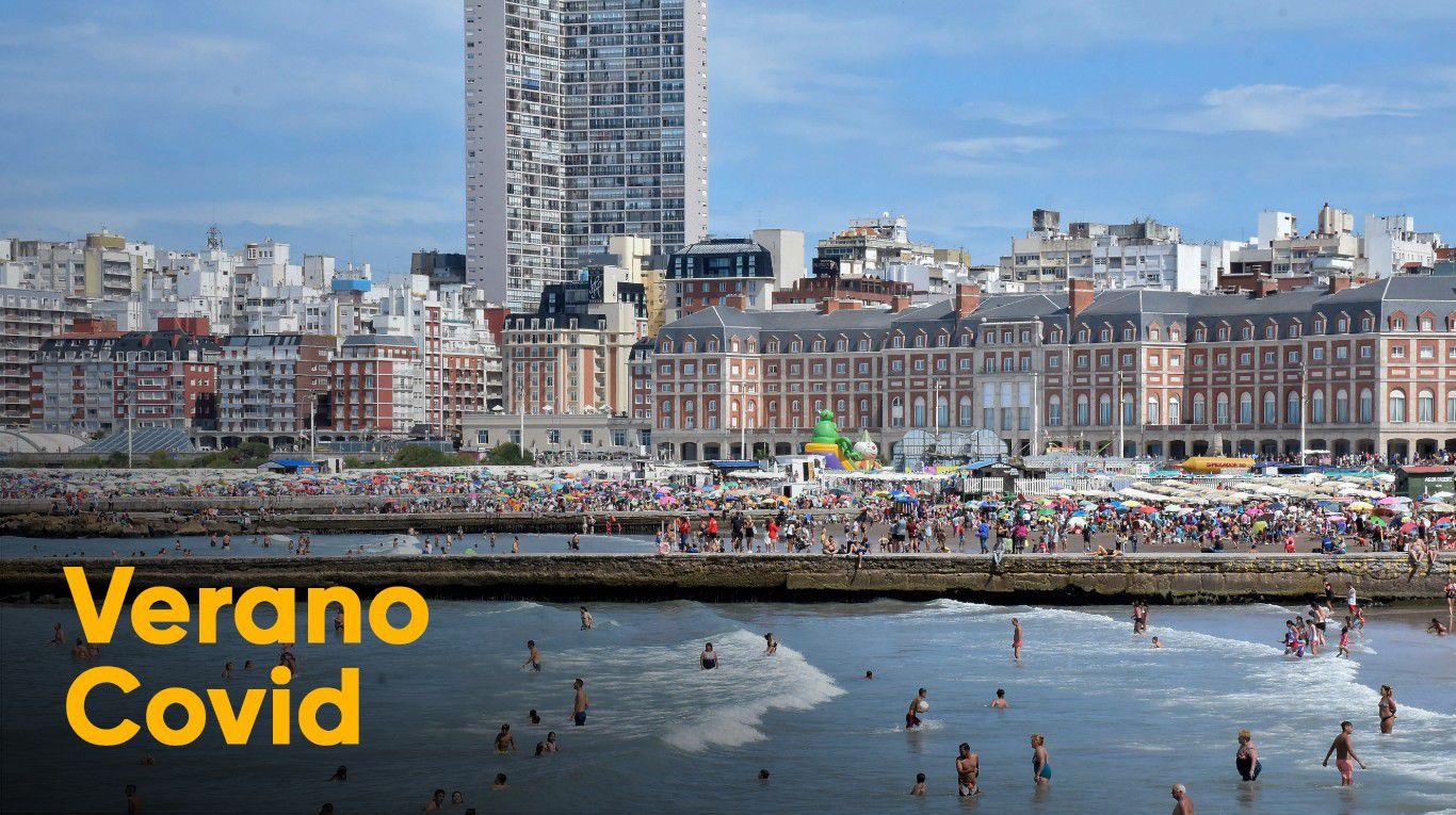 los-balnearios-bonaerenses-recibieron-unos-900-mil-turistas-en-la-primera-quincena-de-enero