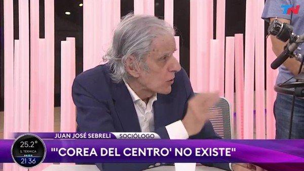 """juan-jose-sebreli:-""""los-que-creyeron-en-el-albertismo-actuaron-como-idiotas-politicos"""""""