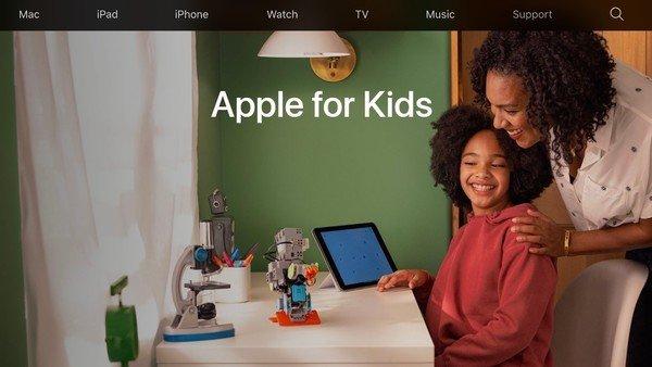 apple-lanzo-un-sitio-para-ayudar-a-los-padres-a-configurar-los-dispositivos-de-sus-hijos