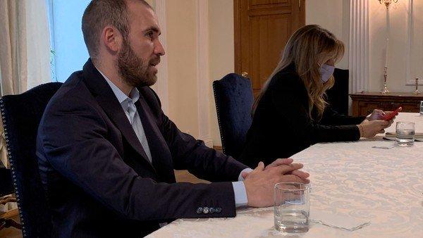 el-sugestivo-almuerzo-que-compartieron-en-madrid-el-ministro-martin-guzman-y-el-empresario-hugo-sigman