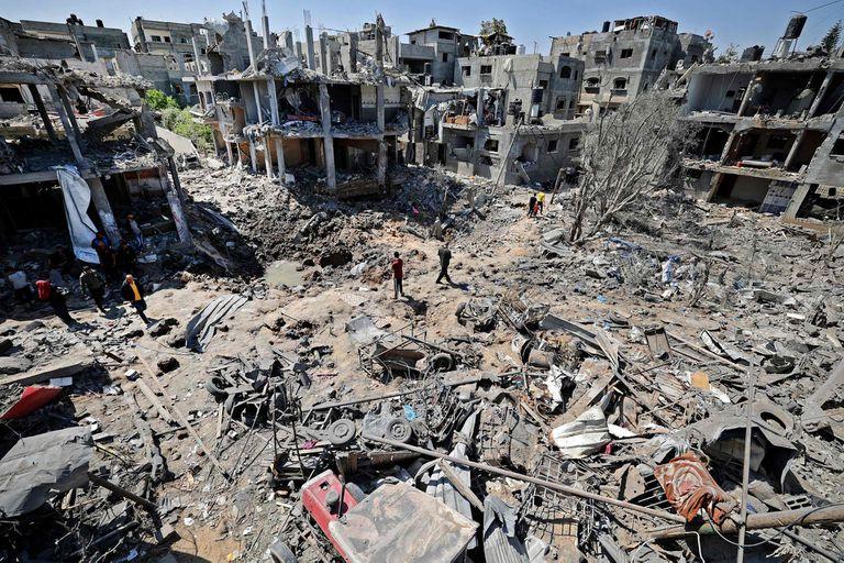 el-conflicto-entre-israel-y-gaza,-en-vivo:-el-minuto-a-minuto-de-la-escalada-de-tension,-videos-de-ataques-y-enfrentamientos-entre-israelies-y-palestinos