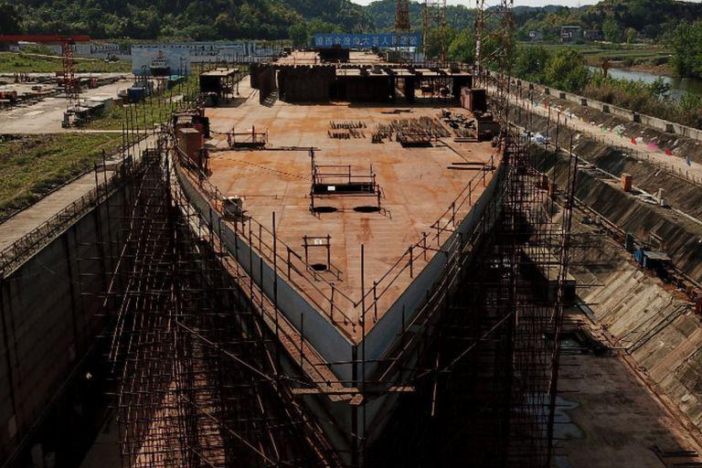 el-titanic-vuelve-a-zarpar:-construyen-una-replica-exacta-del-barco-en-china
