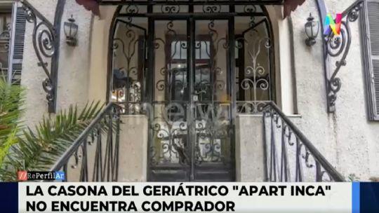 """el-geriatrico-""""apart-inca""""-esta-a-la-venta-tras-la-polemica-por-los-casos-de-covid-19-y-no-encuentra-comprador"""
