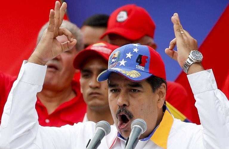 el-regimen-de-nicolas-maduro-y-la-oposicion-vuelven-a-una-mesa-de-negociacion-la-semana-proxima-en-la-capital-mexicana